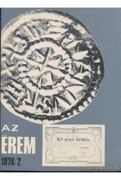 Az érem 1974/2 - Régikönyvek