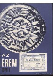 Az érem 1975/1 - Régikönyvek
