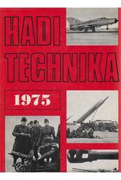 Haditechnika 1975 - Régikönyvek