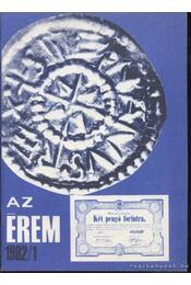 Az érem 1982/1 - Régikönyvek