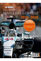 Száguldás és cirkusz 2015-2016 - Régikönyvek