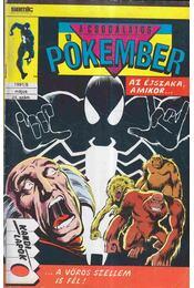 A csodálatos Pókember 1991/5. 24. szám - Régikönyvek