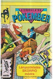 A Csodálatos Pókember 1991/8. 27. szám - Régikönyvek