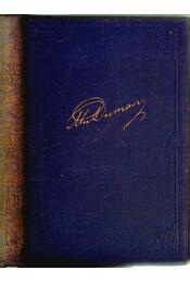 A fekete tulipán I-II. (egy kötetben) - Régikönyvek