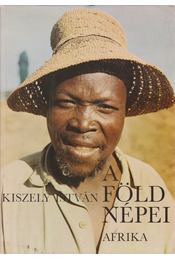 A föld népei 3. - Afrika - Régikönyvek