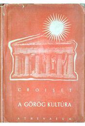 A görög kultúra - Régikönyvek