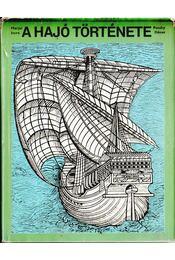 A hajó története - Régikönyvek