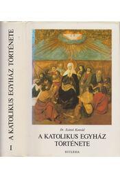A katolikus egyház története I. - Régikönyvek