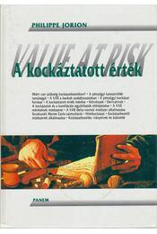 A kockáztatott érték - Régikönyvek