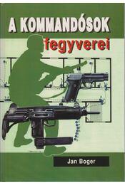 A kommandósok fegyverei - Régikönyvek