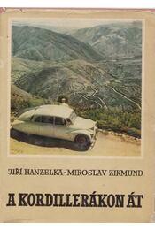 A Kordillerákon át - Régikönyvek