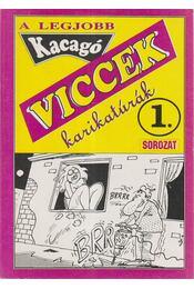 A legjobb Kacagó viccek karikatúrák 1. - Régikönyvek