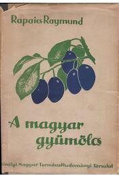 A magyar gyümölcs - Régikönyvek