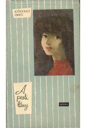 A pesti lány - Régikönyvek