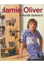 A pucér szakács (dedikált) - Régikönyvek