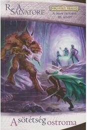 A sötétség ostroma - Régikönyvek