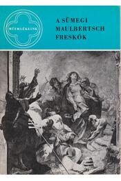 A sümegi Maulbertsch freskók - Régikönyvek