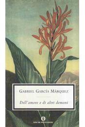 Dell'amore e di altri demoni - Gabriel García Márquez - Régikönyvek