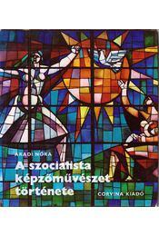 A szocialista képzőművészet története - Régikönyvek