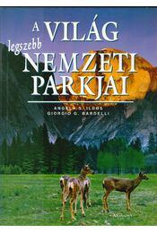 A világ legszebb nemzeti parkjai - Régikönyvek
