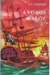 A vörös kalóz - Régikönyvek