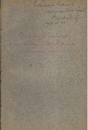 A nemzeti művelődés bölcseletének alapvonalai - Régikönyvek