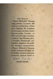 Szini Gyula válogatott elbeszélései (aláírt) - Régikönyvek