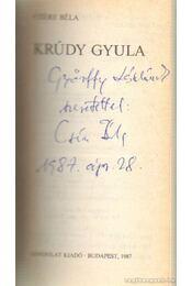 Krúdy Gyula - Régikönyvek