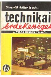 Technikai érdekességek t78/3 - Aba Iván - Régikönyvek