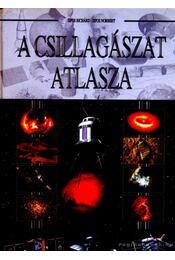 A csillagászat atlasza - Régikönyvek