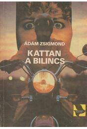 Kattan a bilincs - Ádám Zsigmond - Régikönyvek