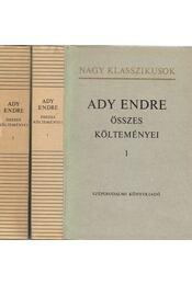 Ady Endre összes költeményei I-II. - Régikönyvek