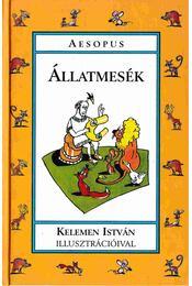 Állatmesék - Aesopus - Régikönyvek
