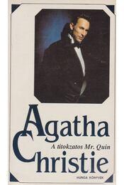A titokzatos Mr. Quin - Agatha Christie - Régikönyvek