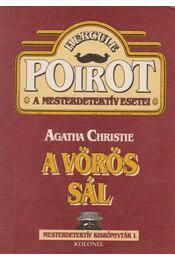 A vörös sál - Agatha Christie - Régikönyvek