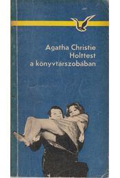 Holttest a könyvtárszobában - Agatha Christie - Régikönyvek