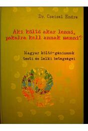 Aki költő akar lenni, pokolra kell annak menni? - Régikönyvek