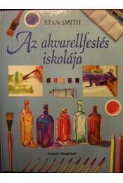 Az akvarellfestés iskolája - Régikönyvek