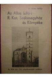 Az Alba Iulia-i R. Kat. Székesegyház és Környéke - Régikönyvek