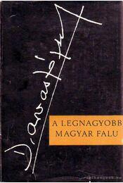 A legnagyobb magyar falu - Régikönyvek