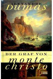 Der Graf von Monte Christo - Alexandre Dumas - Régikönyvek