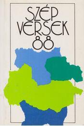Szép versek 1988 - Alföldy Jenő - Régikönyvek