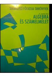 Algebra és számelmélet - Régikönyvek