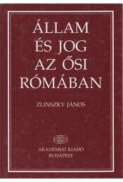 Állam és jog az ősi Rómában - Régikönyvek
