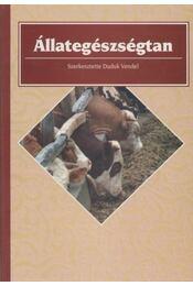 Állategészségtan - Régikönyvek