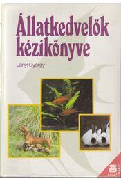 Állatkedvelők kézikönyve - Régikönyvek