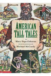 American Tall Tales - Osborne, Mary Pope - Régikönyvek