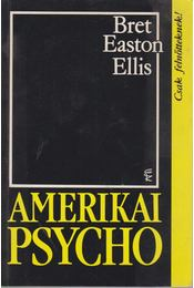 Amerikai psycho - Régikönyvek