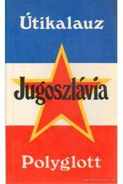 Jugoszlávia - Polyglott - Amode, Martin - Régikönyvek