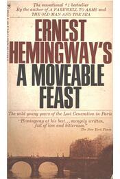 A Moveable Feast - Régikönyvek